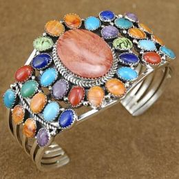 Native American jewelry handcrafted by All Tribes
