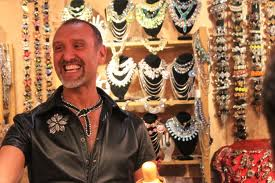 Danny Pollak, Canadian Jewelry Designer