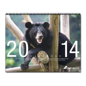 Animals Asia 2014 Calendar