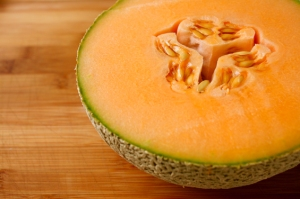 Cantaloupe, the refreshingly delcious superfood.